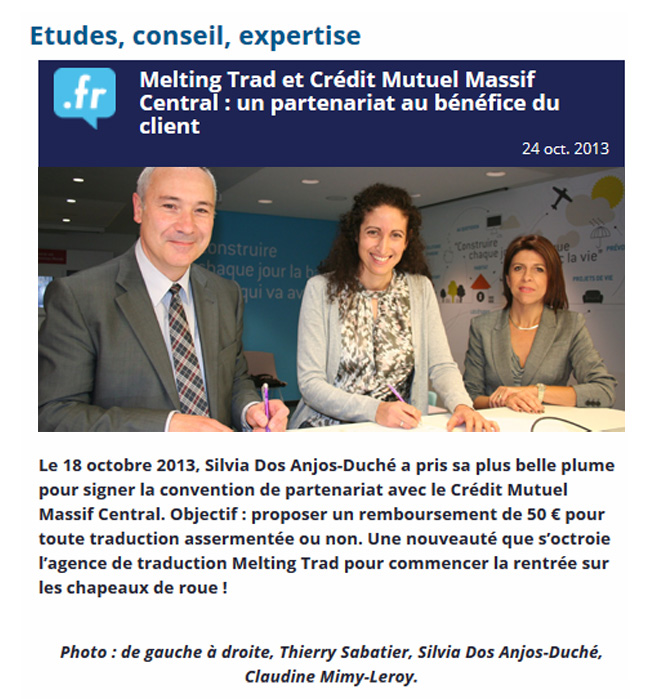 Article_JournalEco-Partenariat-CMMC-Clermont-Ferrand2